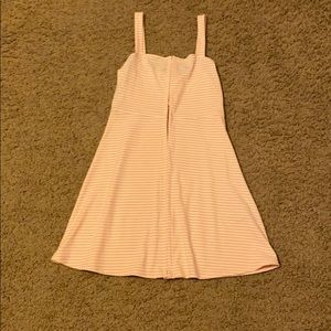 Forever 21 front button dress